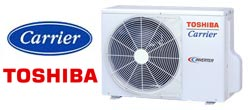 Carrier Toshiba Ductless AC Installation MN