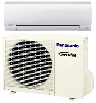 Panasonic Ductless Air Conditioners Mn