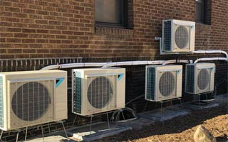 Commercial Ductless Ac Minneapolis St Paul