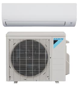 Daikin Ductless Air Conditioning Installation Minneapolis