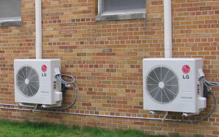 Commercial Ductless AC Contractor Minneapolis