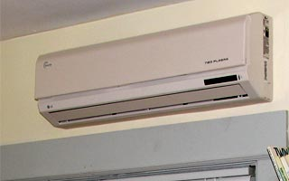 LG Mini Split Ductless Air Conditioner Twin Cities
