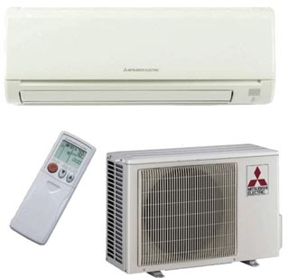 Mitsubishi Ductless AC Installation Twin Cities