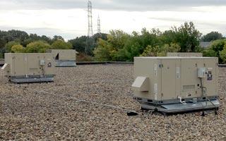 Rooftop AC Repair Contractor MN
