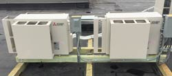 Rooftop Ductless AC Twin Cities